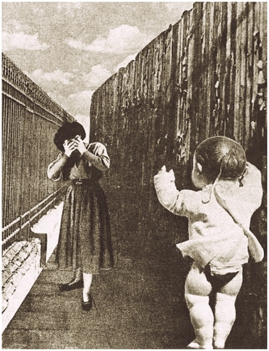 Grete Stern- Los sueños de muñecos en Idilio Nº 39, 16 de agosto, 1949
