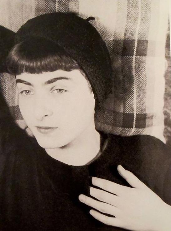 Grete Stern -Portrait of Ellen Auerbach,  1930