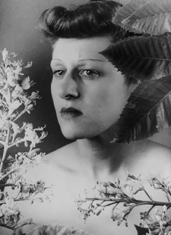 Grete Stern, Selbstportrait, 1935