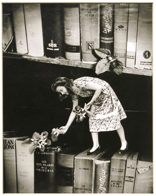 Grete Stern- sin titulo,  Sueños Nº 6 ,1948