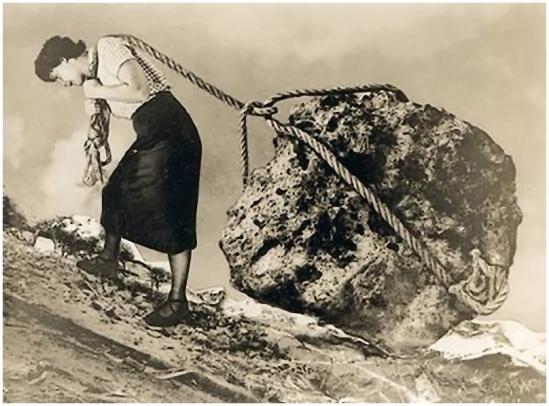 Grete Stern-Sueño Nº 15 ,1949