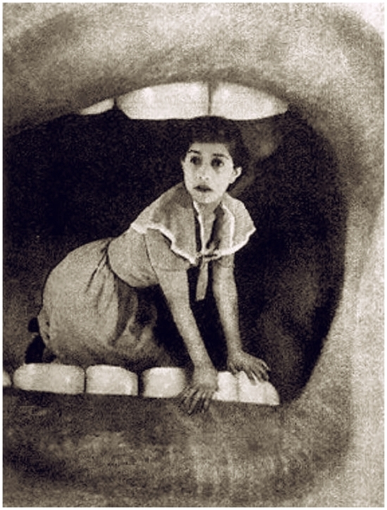 Grete Stern-Sueño Nº 89 , 1950