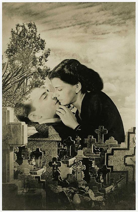 Grete Stern- Los  Sueños  N°22 Last Kiss, 1949