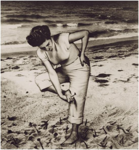 Grete Stern -Sueños  Nº 39, Os sonhos com obstáculos