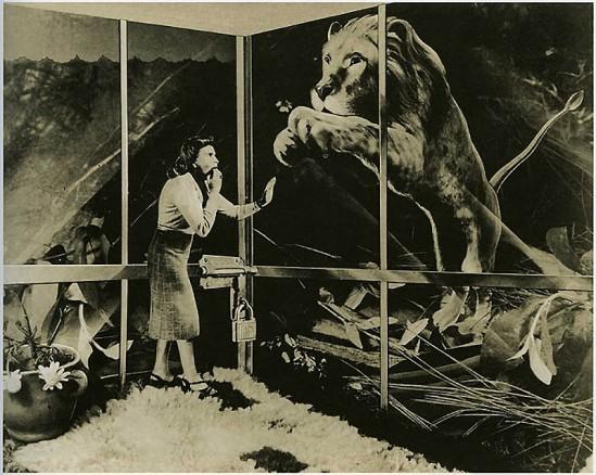 Grete Stern-Sueños  Nº12, Untitled, 1948