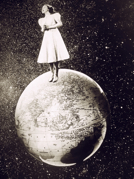 Grete Stern- Sueños Nº35, 1949. (2)