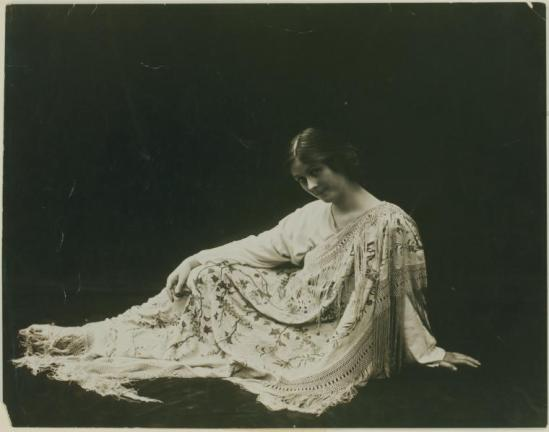 Isadora Duncan, {photograph, no credit give}