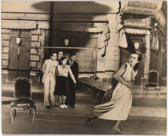 Grete Stern-Sueño No. 44 La acusada  , 1949