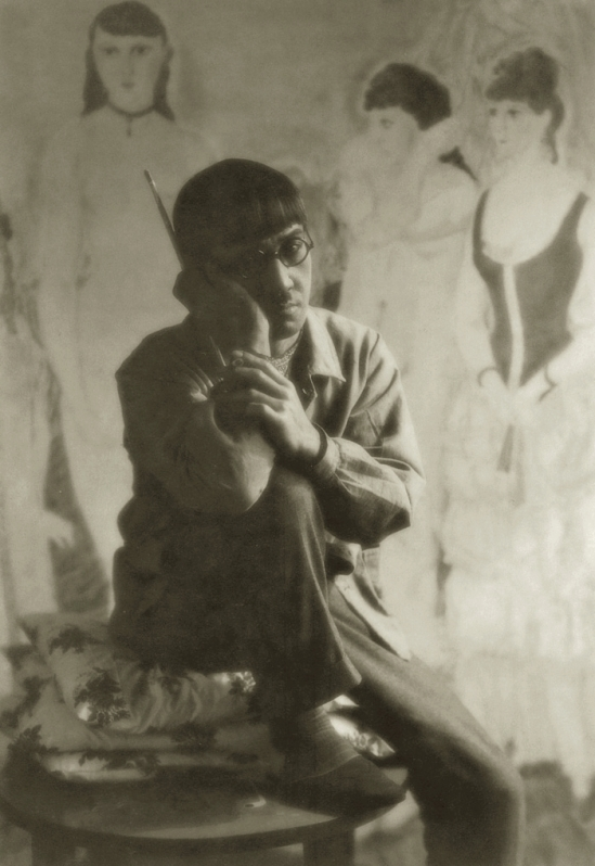 Iwata Nakayama Foujita , 1926