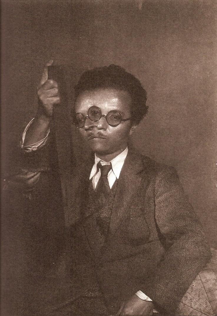 Iwata Nakayama -Self Portrait ,1931