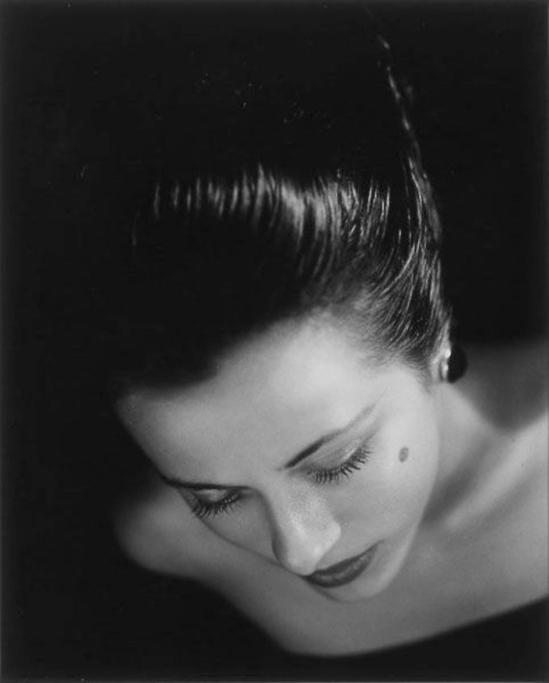 Iwata Nakayama- Woman with Long Hair , 1933