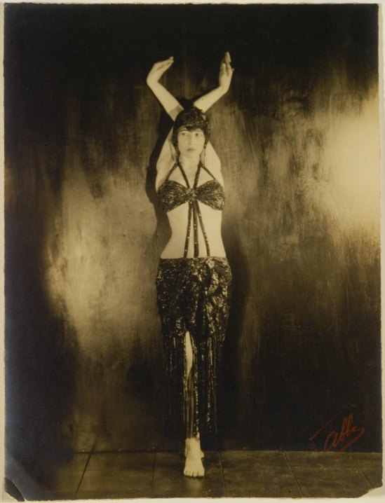 James Edward Abbe untitled (Kyra in Artists and Models) , 1920s