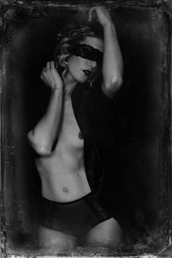 Malika Mokadem- Blindfold 2, 2013