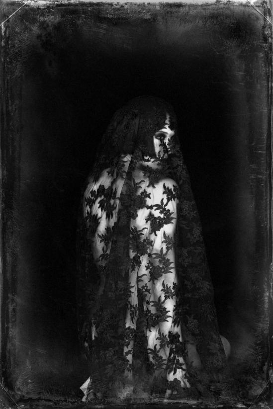 Malika Mokadem- Lace 4, 2013