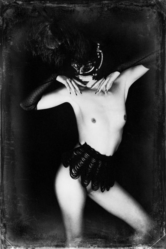 Malika Mokadem -The mask 2, 2013