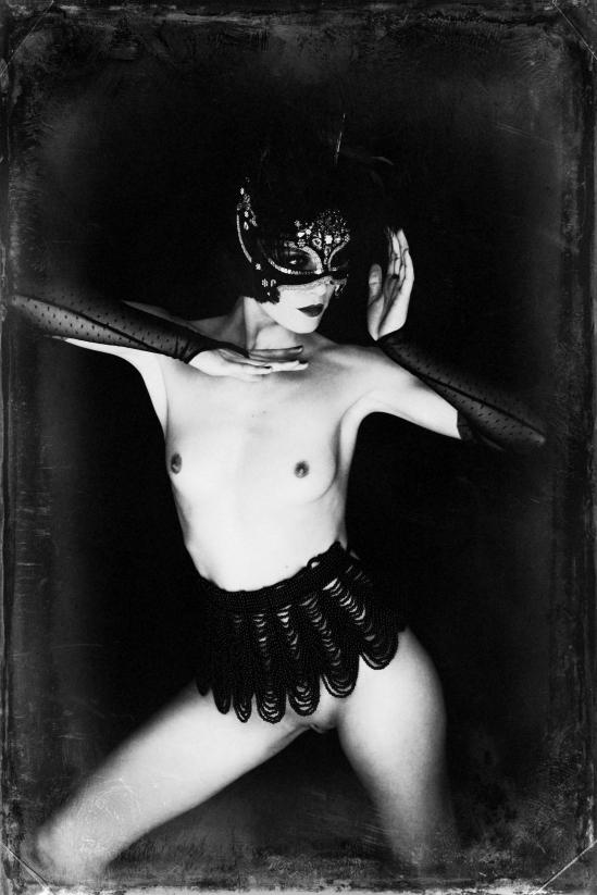 Malika Mokadem- The mask 3 2013