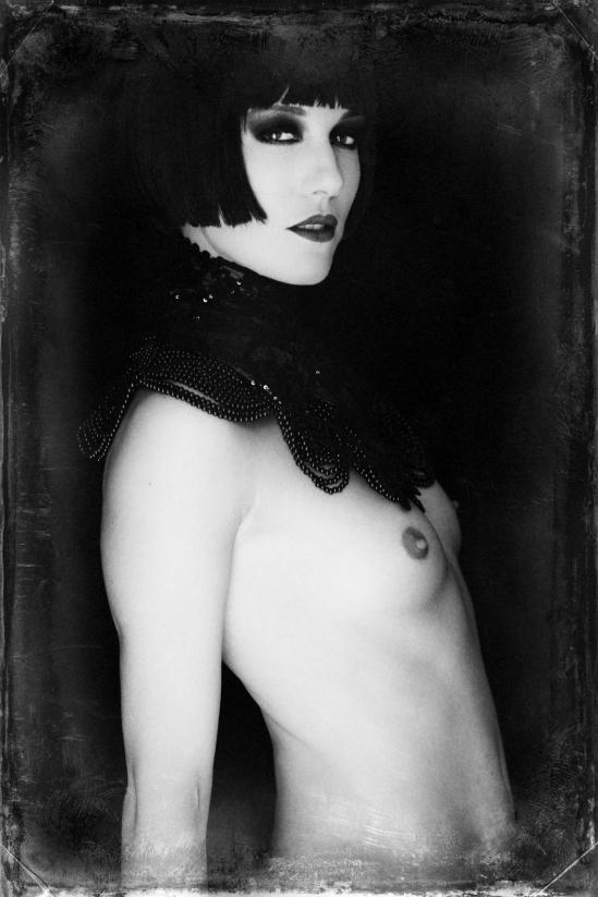 Malika Mokadem- The necklace 1, 2013
