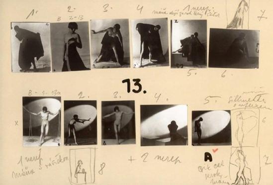 Frantisek Drtikol -Workbook of Photographs . Text Stanislav Dolezal and Anna Farova, czech and english Svet publishers