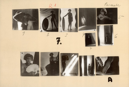 Frantisek Drtikol -Workbook of Photographs . Text Stanislav Dolezal and Anna Farova, czech and english Svet publishers 2