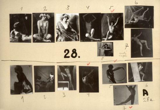 Frantisek Drtikol -Workbook of Photographs . Text Stanislav Dolezal and Anna Farova, czech and english Svet publishers 2