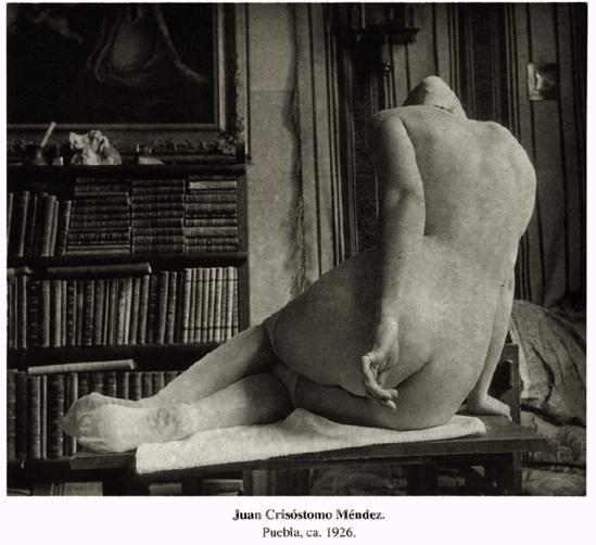 Juan Crisóstomo Méndez Ávalos- Untitled from serie Puebla, 1926