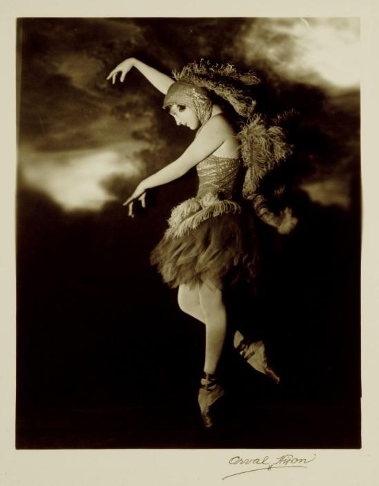 Orval  Hixon-Annette Kellerm , 1920