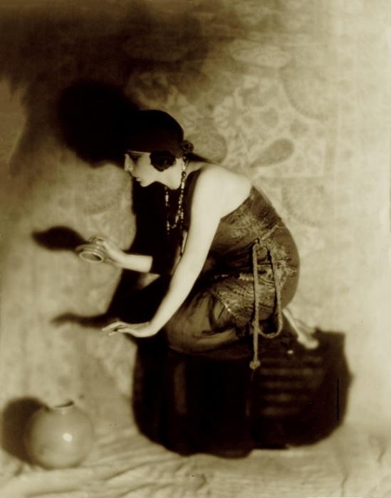 Orval  Hixon-Beth Beri   1920