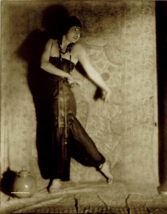 Orval  Hixon-Beth Beri , 1920