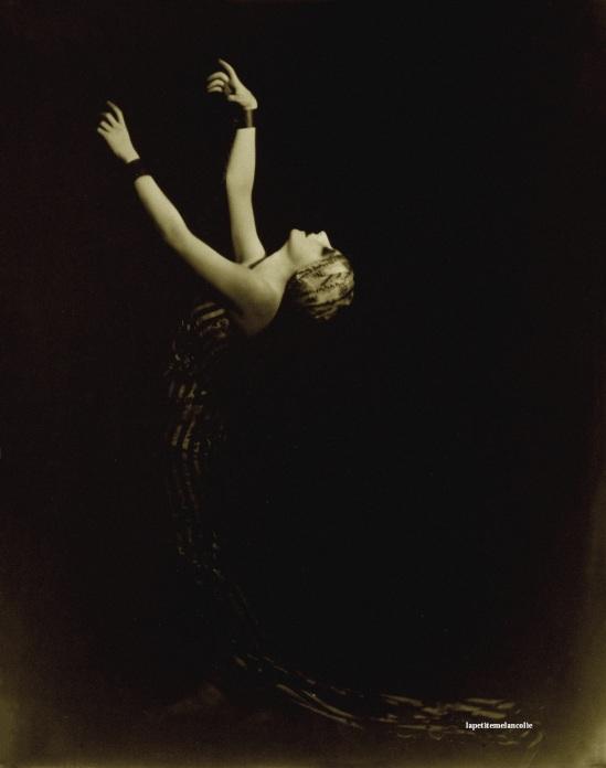 Orval  Hixon- Bobbie Tremain -1920