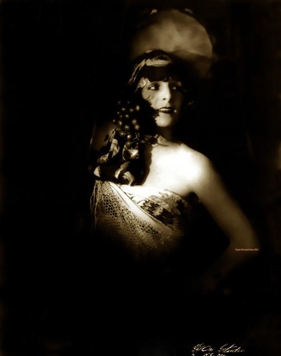 Orval Hixon - Dorothy Knowles (vaudeville dancer), 1920s