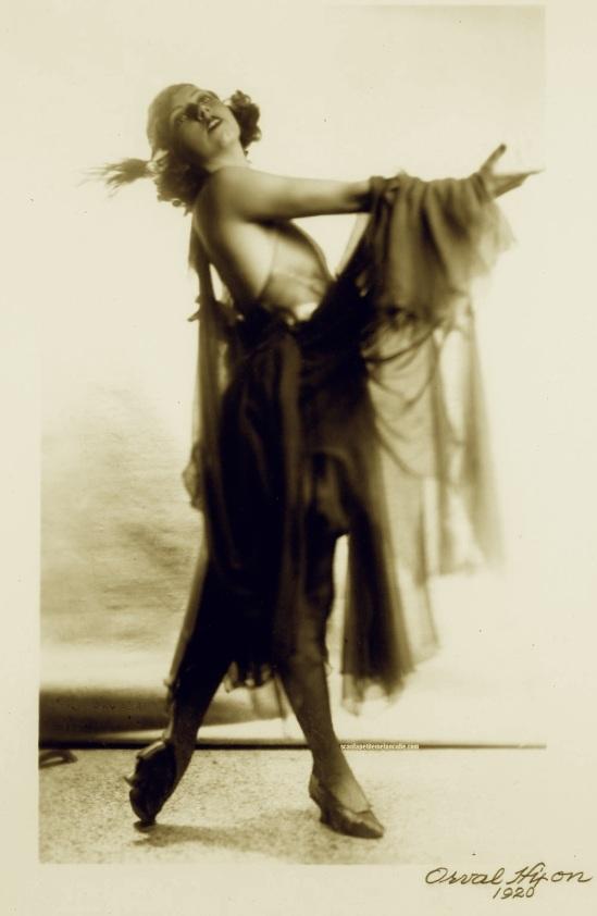 Orval  Hixon- Emma Haig 1920