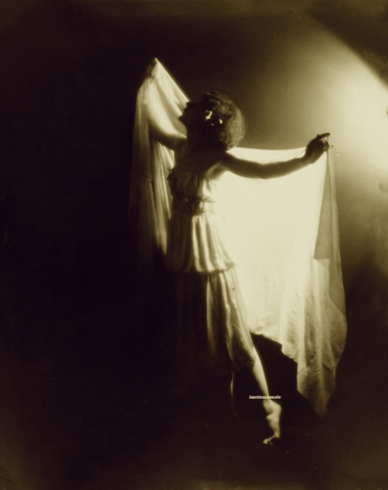 Orval  Hixon-Florence O'denishawn (Dancer) , 1919