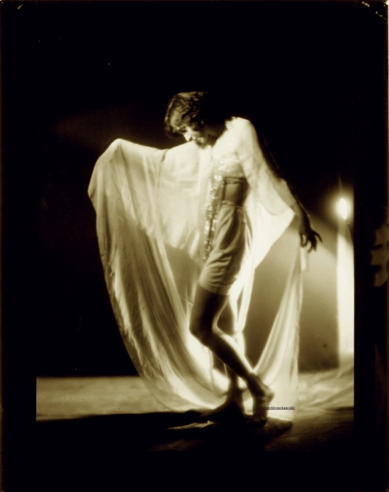 Orval  Hixon-Florence -O'denishawn (Dancer) , 1919