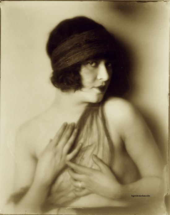 Orval  Hixon- Grace La Rue  a music hall performer ,1920
