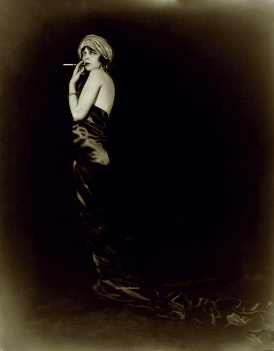 Orval Hixon - Hazel Flint  ,  1920