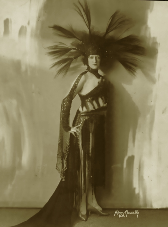 Orval Hixon (Hixon-Connelly studio)  -Ina Hayward (Theatrical actress), 1920s