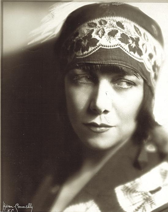 Orval Hixon (Hixon-Connelly studio) -Marjorie Gateson, 1920