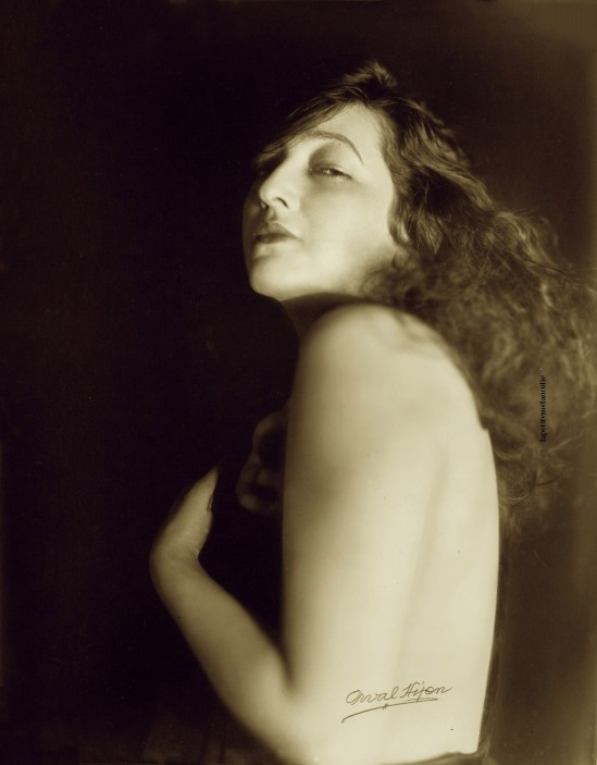 Orval  Hixon- June Eldredge  1921