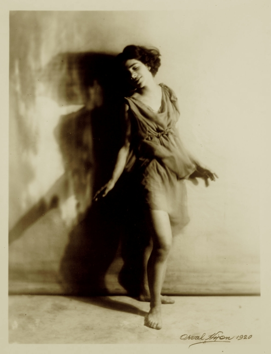 Orval  Hixon-Louise Riley , 1920
