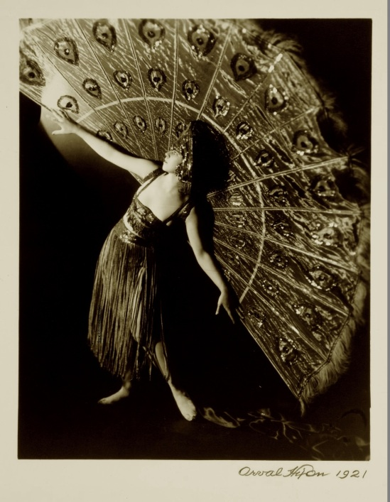 Orval  Hixon-Miss Hackett    , 1920