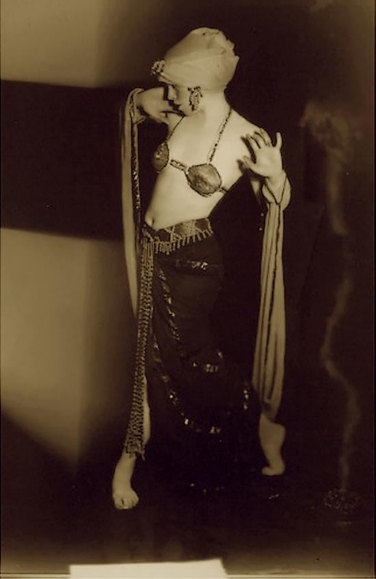 Orval Hixon- Miss Janette Hackett, 1920
