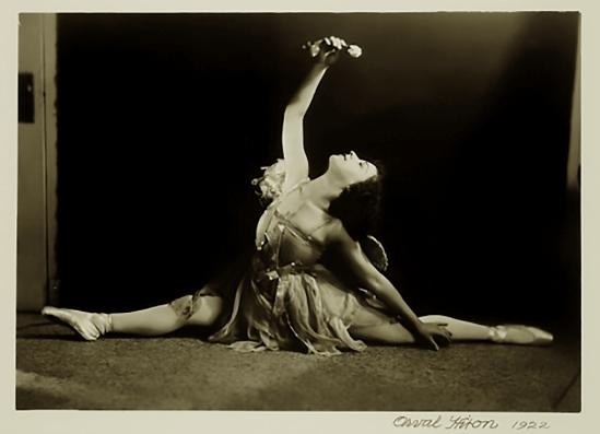 Orval Hixon - Orval Hixon -dancer Alcova, 1922