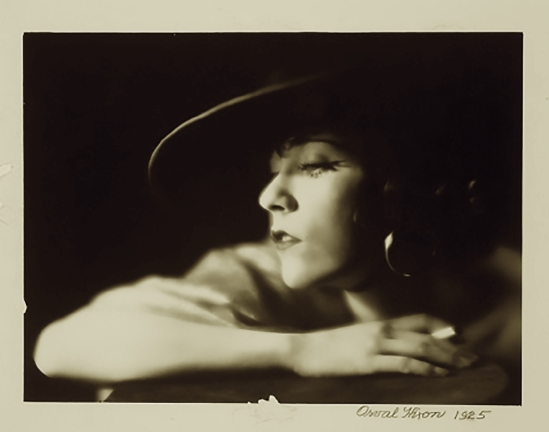 Orval Hixon-Ernestine Meyers, 1925 1