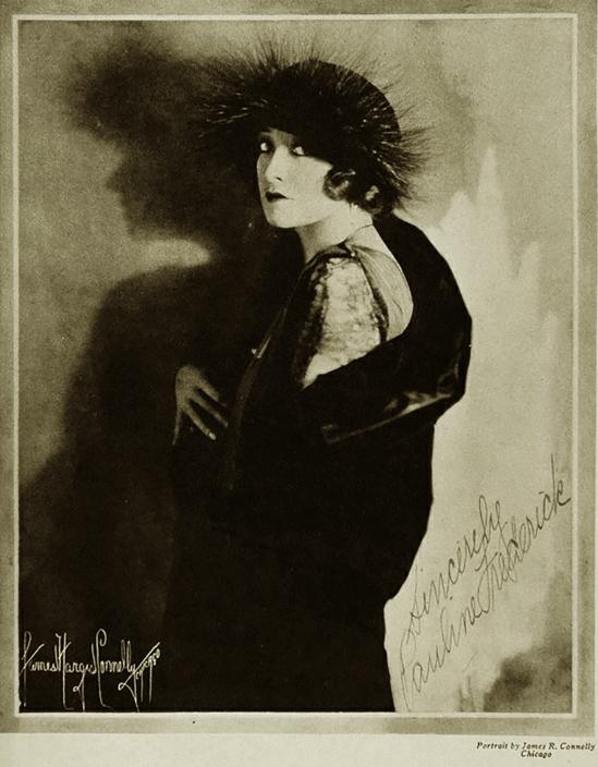 Orval Hixon  (Hixon-Connelly studio) Pauline Frederick, 1920s