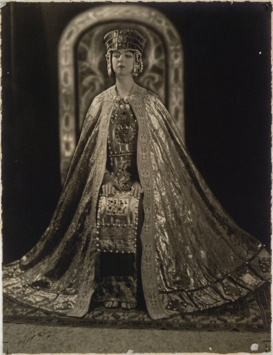 Orval  Hixon-Ruth Saint-Denis , 1918