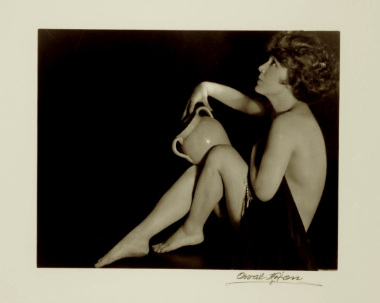 Orval  Hixon-Untitled  , Pauline Lord , 1920