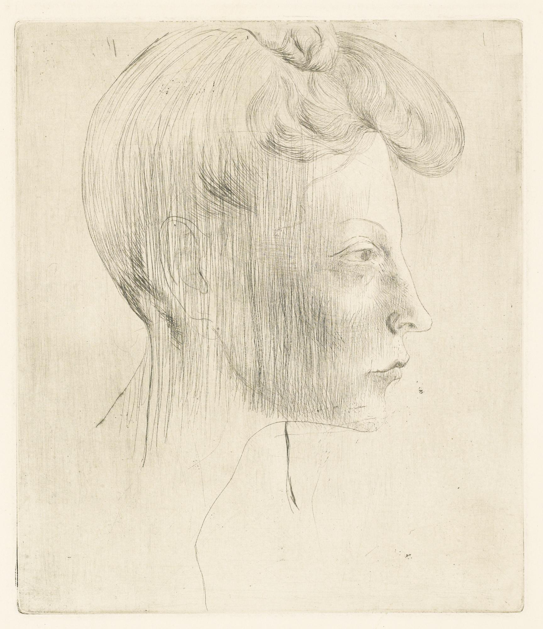 Pablo Picasso - la suite des saltimbanques, 14 encres ans dessins au crayons de 1906-05 , ed° Ambroise Vollard, Paris, 1923 1