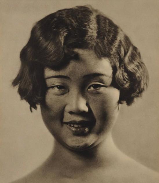 Yasuzo Nojima- Face, 1931