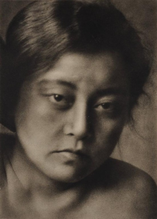 Yasuzo Nojima- Face (Model F.), 1931_e