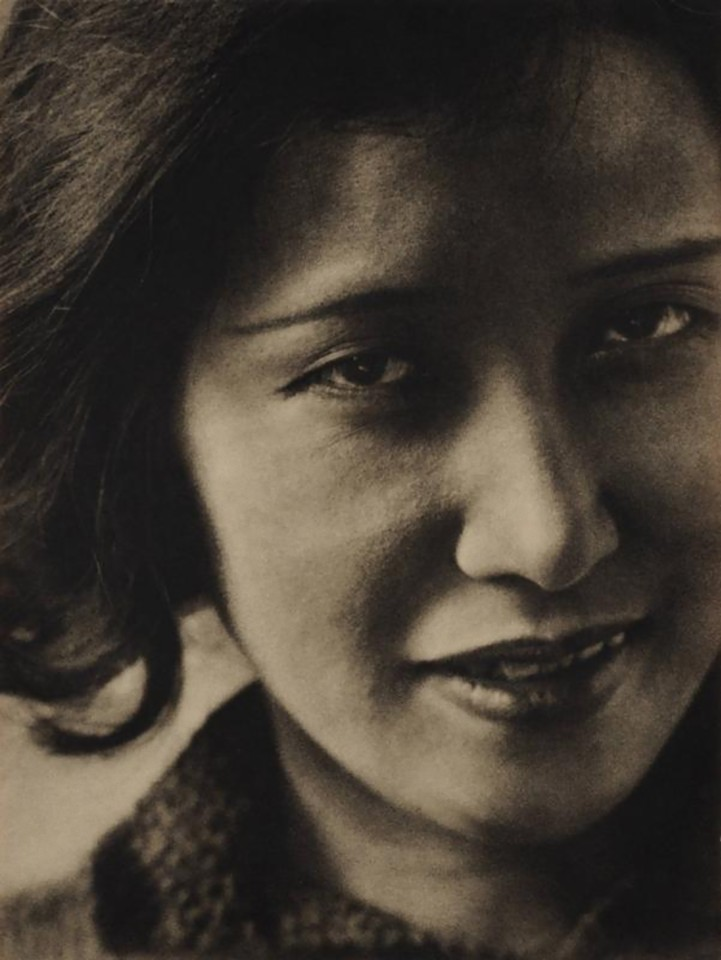 Yasuzo Nojima- Miss Chikako Hosokawa, 1932